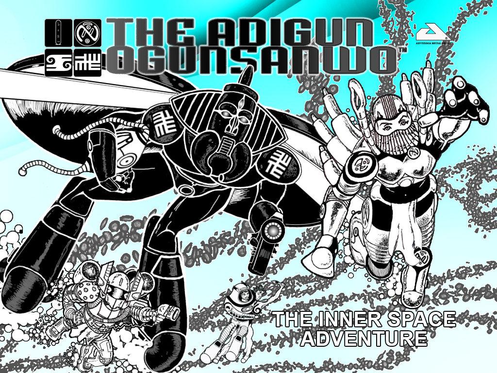 THE ADIGUN OGUNSANWO™ - The Inner Space Adventure