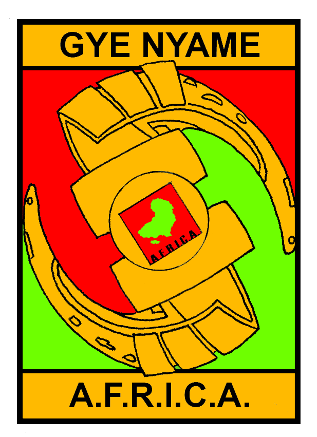 THE ADIGUN OGUNSANWO™ - GYE NYAME Patch (Standard)