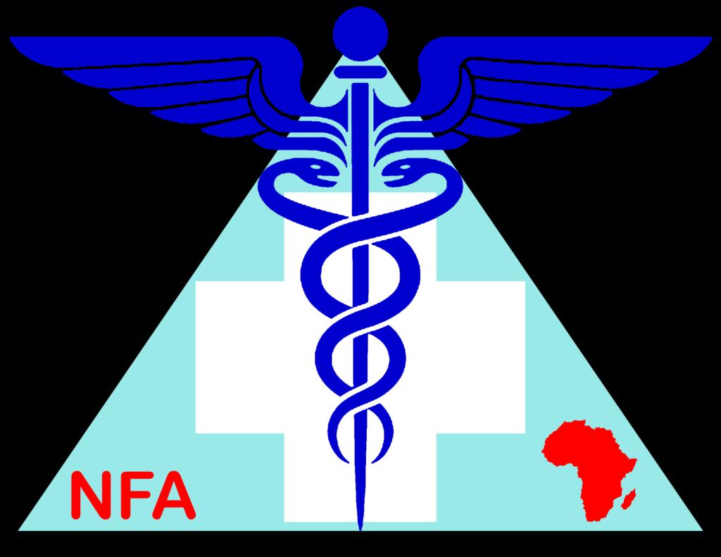 THE ADIGUN OGUNSANWO™ - NafaFayya (Union Health Professionals) Logo