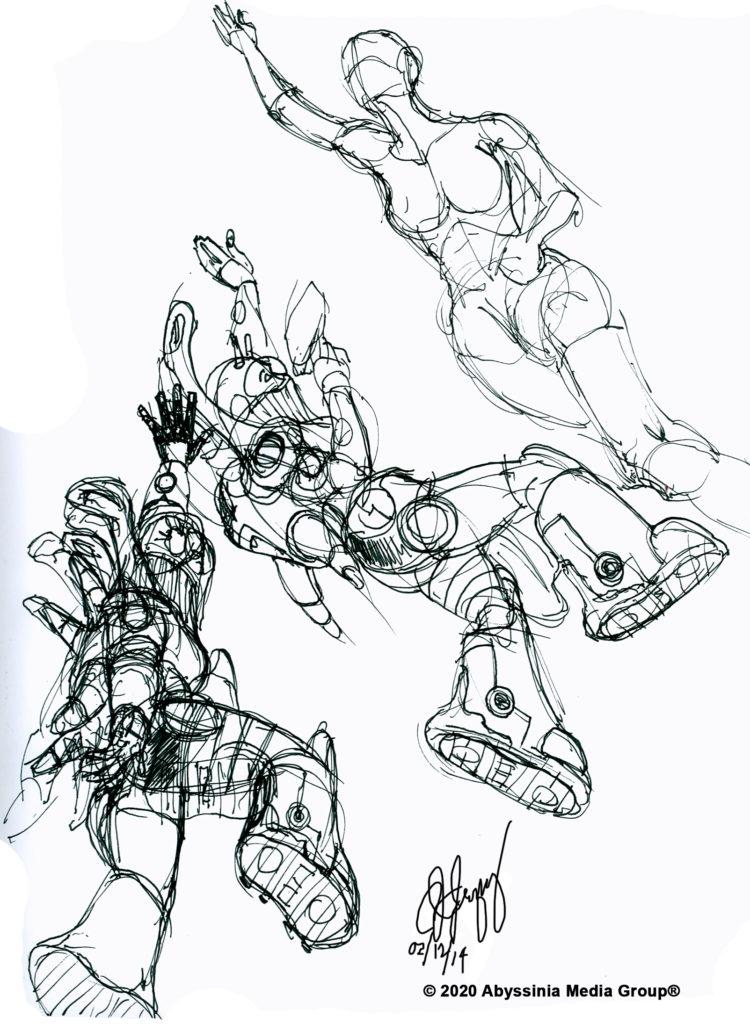 Misc. NOMBLE sketches