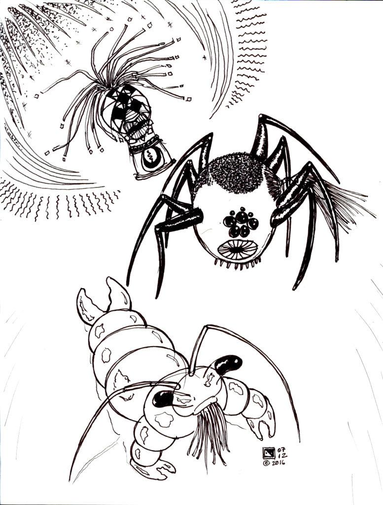 A.O. Aliens Concept